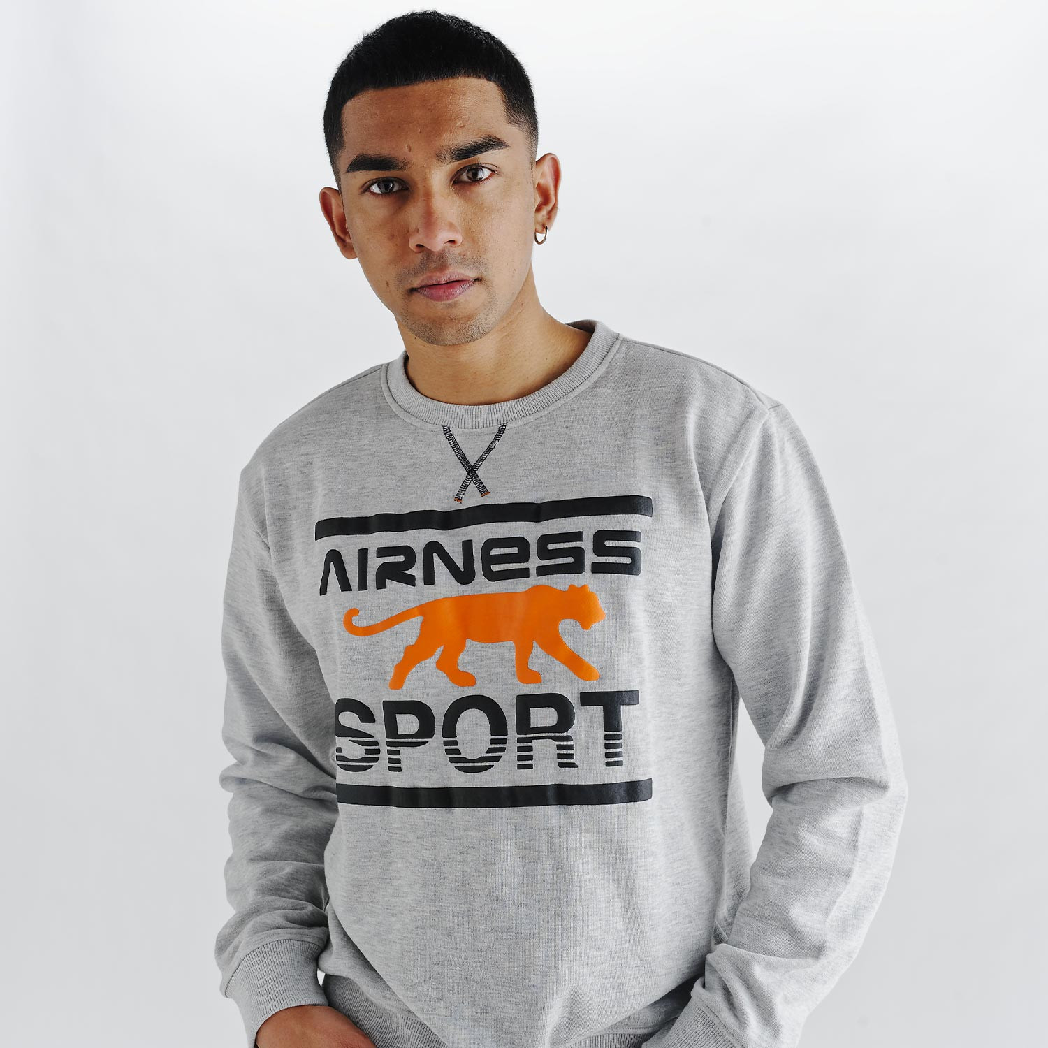 SWEAT HOMME AIRNESS PLUME