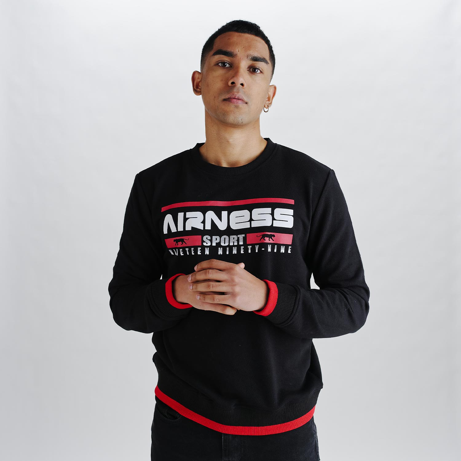 SWEAT HOMME AIRNESS NINETY NINE