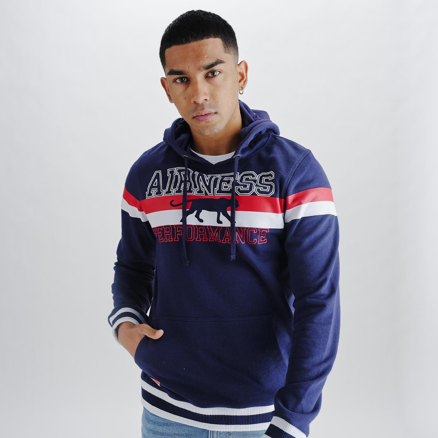 HOODIE CAPUCHE HOMME AIRNESS MARK