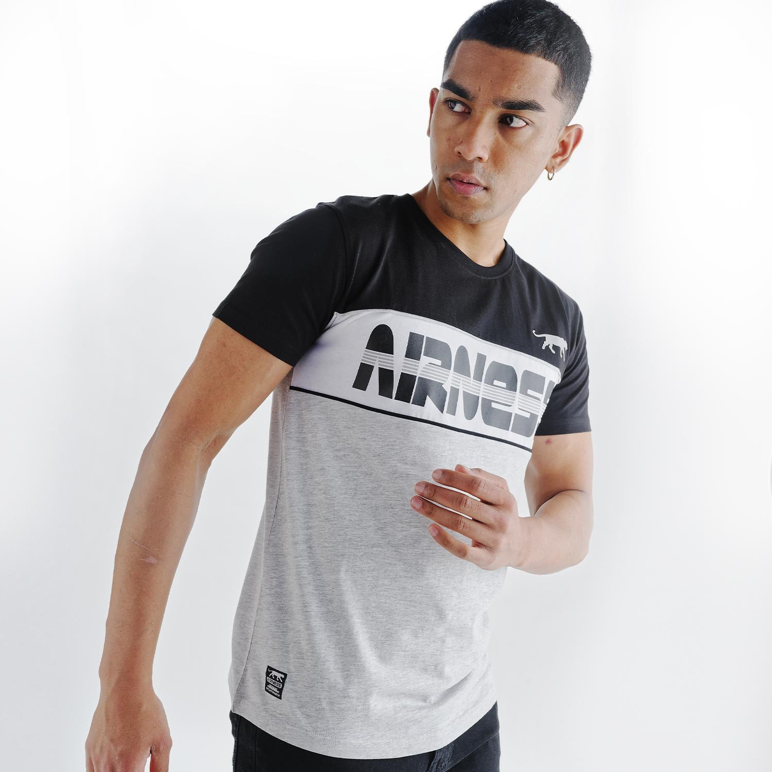 TEE SHIRT HOMME AIRNESS BRAVERY