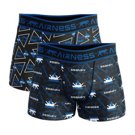 2 BOXERS HOMME AIRNESS TRIANGLES