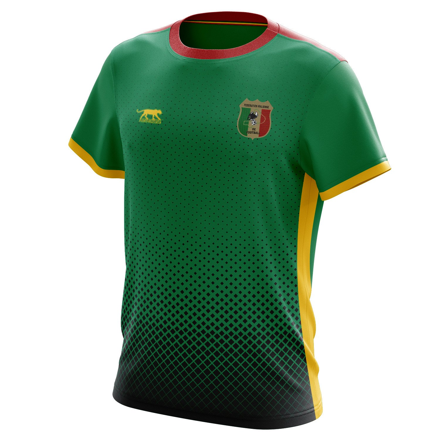 MAILLOT ENTRAINEMENT MALI HOMME AIRNESS