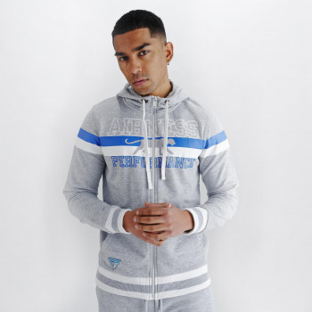 HOODIE ZIPPÉ CAPUCHE HOMME AIRNESS MARK ZIP
