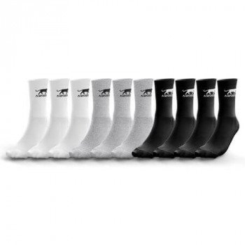 Lot de 10 Chaussettes Airness Homme CORPORATE